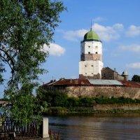 Замок на острове :: Светлана
