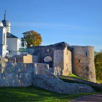 Изборская крепость :: Светлана