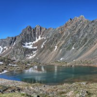 Горное озеро :: Виктор Никитин