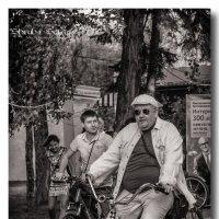 Вело прогулка в Английском стиле №30 :: Сергей Шруба