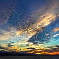 Красочный рассвет! :: Андрей Вычегодский