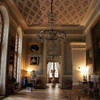 Вид из Античного зала на Первый салон Гюбера Робера :: Елена Павлова (Смолова)