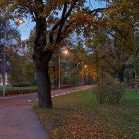 там за поворотом , тихо бродит осень..... :: Валентина Папилова