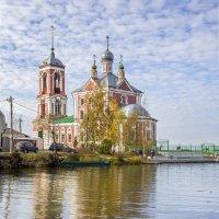 Церковь Сорока Мучеников Севастийских. :: Александр Назаров