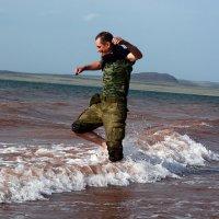 Танец воды :: Владимир