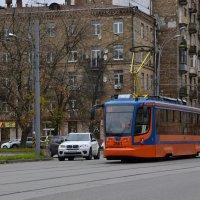 Трамвай 71-623-02 :: Денис Змеев