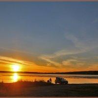 утомленное солнце :: Дмитрий Анцыферов