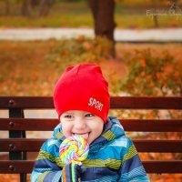 Леденец - детское счастье! Два леденца - счастье вдвойне!!! :: Ольга Егорова