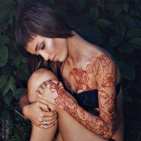 Красота страшная сила :: Макс Волобоев