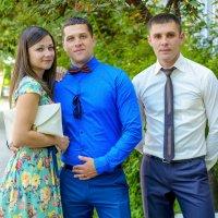 Готовимся за невестой :: Алексей Тупицын