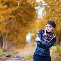 Осень....осень.... :: Елена Семёнова