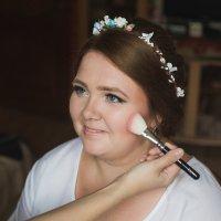 Утро невесты :: Алена Шпинатова