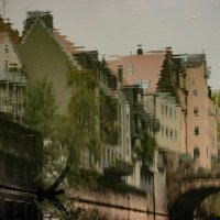 Городской пейзаж :: Elen Dol
