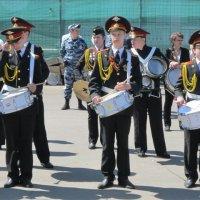 Юные барабанщики :: Дмитрий Никитин