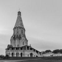 Пасмурная суббота в Коломенском :: Андрей Никитин