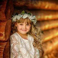 Девчушка :: Виктория Дубровская