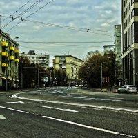 уголок Москвы :: Анна -