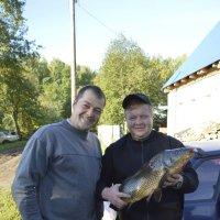 Удачная рыбалка :: Дмитрий Стрельников