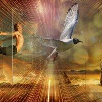 «Полетим по небу искрами ...» :: vitalsi Зайцев