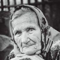 Баба Лена :: Олег Загорулько