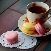 Сладкий завтрак :: Ulzhan Ibraeva