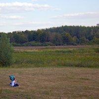 Август в парке :: Светлана З