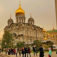 В столице у Кремля 4 :: Валерий Симонов