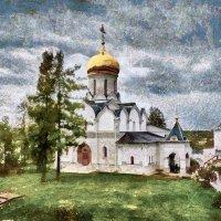 Звенигород. Саввино-Сторожевский монастырь :: Игорь Иванов