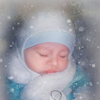 младенец :: Anastasiya Ageeva