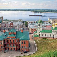 Нижний Новгород. :: Александр Назаров