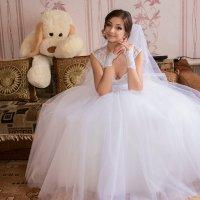 невеста Мария август 2015 :: Мари Ковалёва
