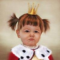 Принцесса :: Ирина Полунина