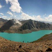 Горное озеро :: Roman Arnold