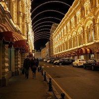...Москва вечерняя..ГУМ.... :: Ира Егорова :)))