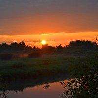Солнце встаёт :: Наталья Левина