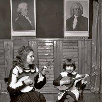 В музыкальной школе-- :: Валентин Кузьмин