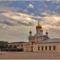 Собор Воскресения Словущего в Рузе, 1712-1721 :: Дмитрий Анцыферов