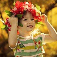 осеннее счастье :: Камилла Демидова
