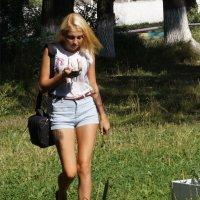 На ходу... :: Наталия Григорьева