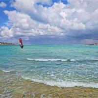 Море и облака :: Эля Юрасова