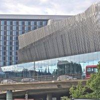 современная архитектура Стокгольма :: Елена
