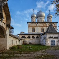 Старый храм :: Евгений Никифоров