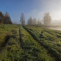 Пейзаж с ротондой :: Александр Кафтанов