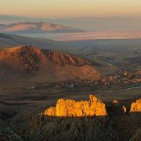 Рассвет в Баргузинской долине :: Павел Федоров