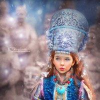 Зимнее Царство :: Евгения Малютина