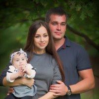 Счастливая семья :: Валентина Матвиенко