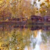 Пора листопадная :: Татьяна Ломтева