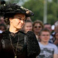 дама в черном или этикет :: Олег Лукьянов