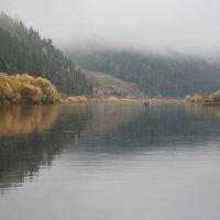 На реке... :: Sergey Apinis