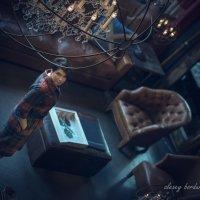 портрет в интерьере 1 :: Алексей Бордуков